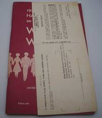 image of 1956 Handbook on Women Workers (Women's Bureau Bulletin No. 261)