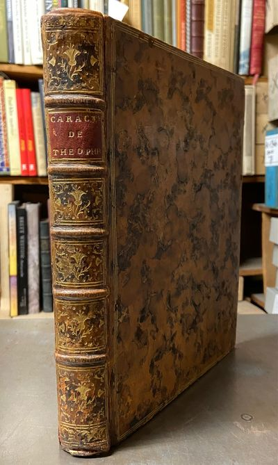 Paris: Hochereau & Panckoucke, 1765. hardcover. very good(+). Copperplate frontispiece portrait, and...