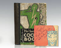 image of The Savoy Cocktail Book.