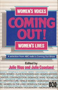 image of Coming out! Women's Voices, Women's Lives: A Selection from ABC Radio's Coming Out Show