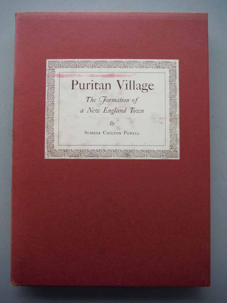 the benefits of puritans in new england The legacy of puritanism the purpose of this essay is to trace the effects of seventeenth-century new england puritanism upon the would benefit from the.