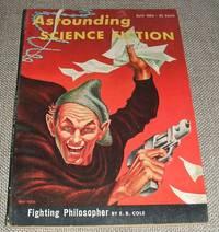 Astounding Science Fiction for April 1954