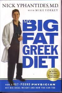 image of My Big Fat Greek Diet