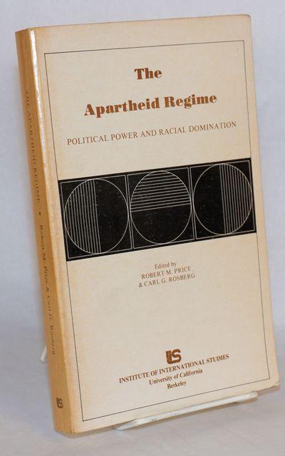 Berkeley: Institute of International Studies, UC Berkeley, 1980. xii+376p., foreword, contributors' ...