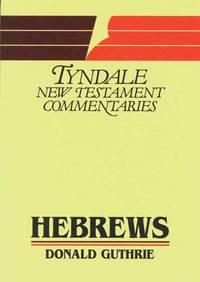 image of Hebrews (Tyndale New Testament Commentaries)
