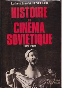 image of Histoire du cinéma soviétique, 1919-1940