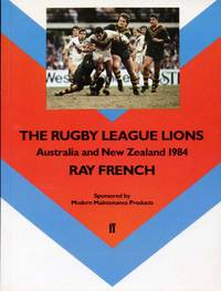 image of The Rugby League Lions Australia and New Zealand 1984