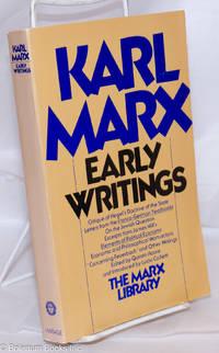 image of Early Writings