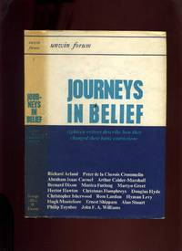 Journeys in Belief by  Bernard (Ed) Dixon - First Edition - 1968 - from Roger Lucas Booksellers and Biblio.com