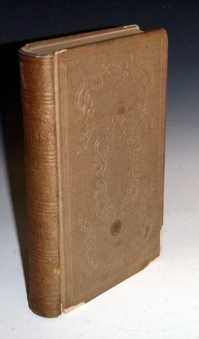 Philadelphia: M. Polock, 1857. Octavo. 263ppp., A compelling tale of sleepwalking, murder and violen...