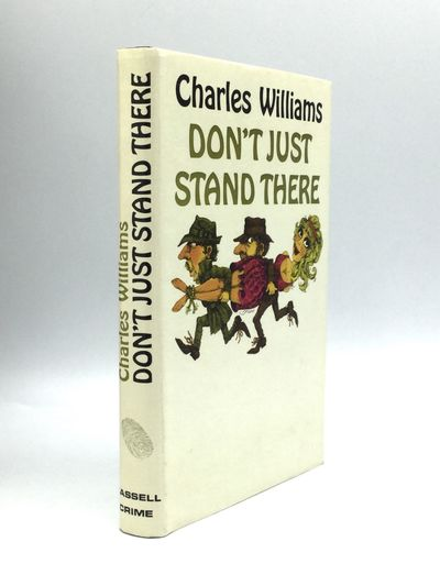 London: Cassell, 1967. First Edition. Hardcover. Fine/Near fine. The first British edition, publishe...
