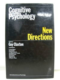 image of Cognitive Psychology: New Directions (International Library of Psychology)