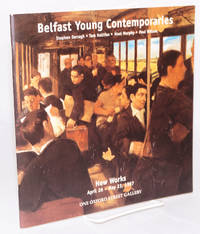image of Belfast young contemporaries Stephen Darragh, Tom Hallifax, Noel Murphy, Paul Wilson. New works April 26-May 23, 1997