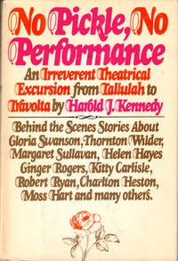 No Pickle, No Performance: An Irreverent Theatrical Excursion From Tallulah to Travolta