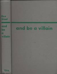 image of And Be A Villain