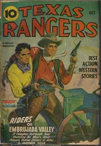 "TEXAS RANGERS: October, Oct. 1943 (""Riders of Embrujada Valley"")"