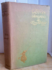 Alice's Adventures in Wonderland, Lewis Carroll, Illustrated by Peter Newell, first edition/printing, 1902 w/ intact dust jacket