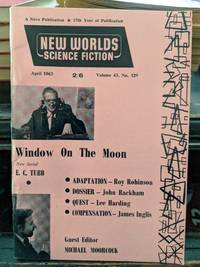 New Worlds Science Fiction Magazine - Used Books