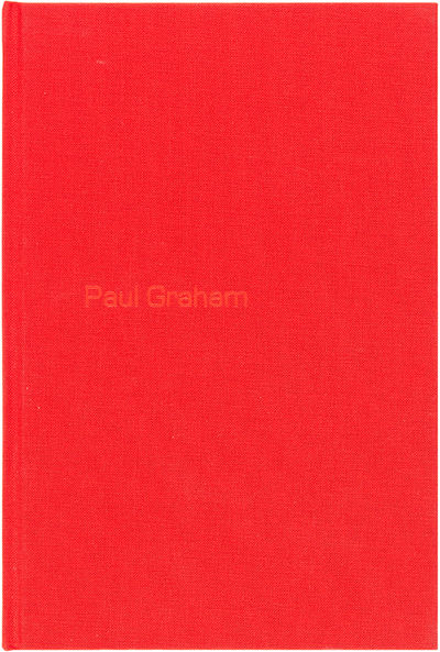 Dublin: Douglas Hyde Gallery, 2012. Fine in red cloth boards.. First Edition. Slim octavo. Published...
