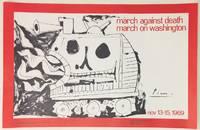 March Against Death. March on Washington. Nov. 13-15, 1969 [poster]