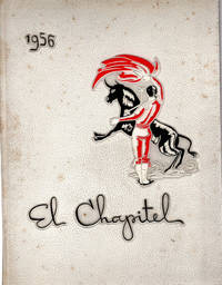 image of El Chapitel 1956: La Corrdia de Toros (Annual/Yearbook)