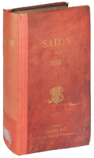 Paris and New York: Boussod, Valadon, and Co. (Goupil), 1893. Hardcover. Very Good. Hardcover. One h...