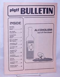 image of PLGTF Bulletin vol. 3, #9, Sept., 1981: Alcoholism: out of the closet