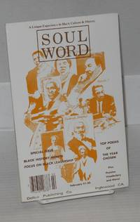 Soulword; a unique experience in black culture and history, vol.V, no. 1