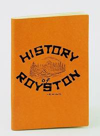 History of Royston  - Of Our Land (Ryerson Township, Ontario)