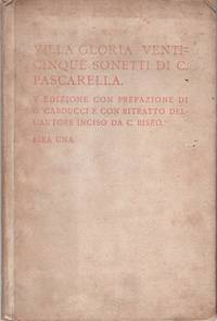 Villa Gloria. Sonetti