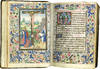 View Image 2 of 3 for BOOK OF HOURS (USE OF ROME); illuminated manuscript on parchment in Latin Inventory #BOH 163
