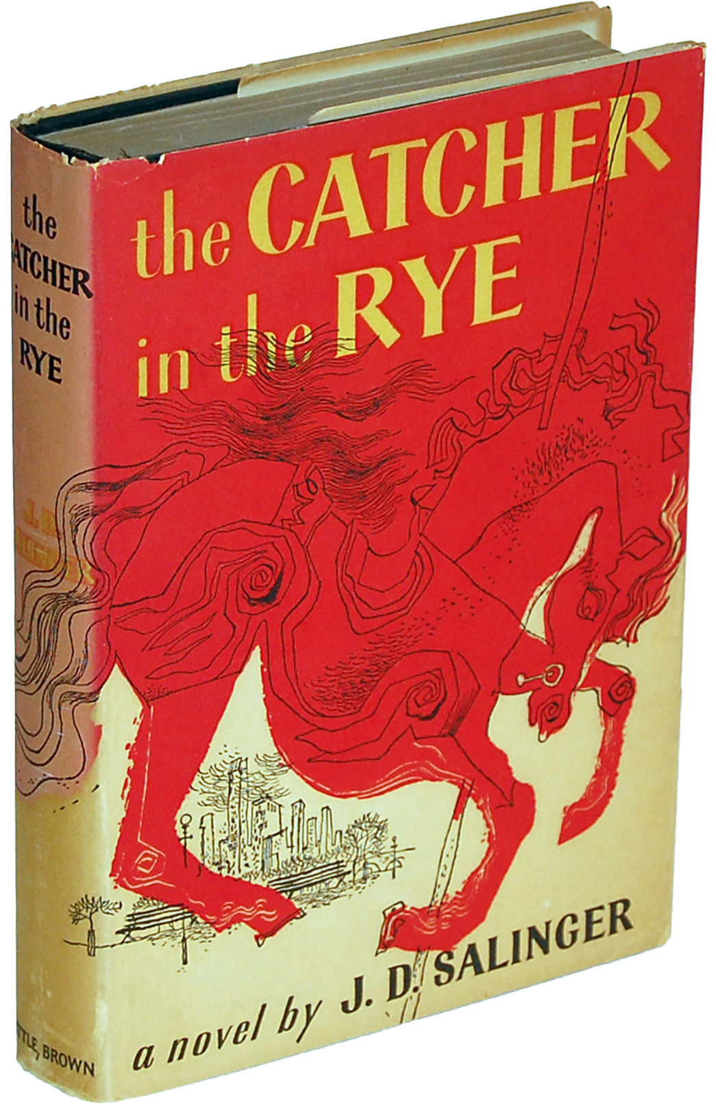 an analysis of j d salingers the catcher in the rye Dive deep into j d salinger's the catcher in the rye with extended analysis,  commentary, and discussion.