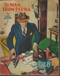 THE MAN FROM PERSIA: The Sexton Blake Library (Fourth Series) No. 244 [1951]