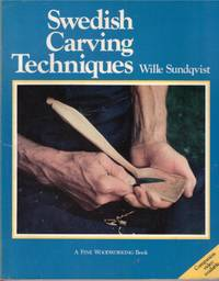 image of SWEDISH CARVING TECHNIQUES