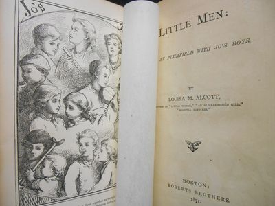 Boston: Roberts Brothers, 1871. First Edition. Hardcover. Very good. First printing of the first Ame...