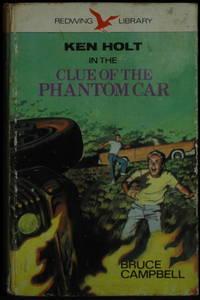 image of Ken Holt. The Clue Of The Phantom Car