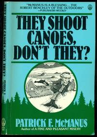 image of They Shoot Canoes, Don't They?