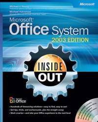 Microsoft Office 2003 Inside