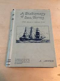image of A Dictionary of Sea Terms