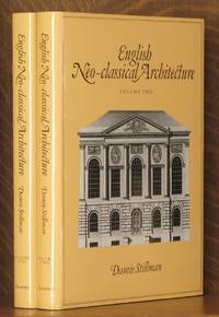 ENGLISH NEO-CLASSICAL ARCHITECTURE VOL. 1 AND 2 (COMPLETE SET)