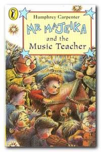 image of Mr Majeika And The Music Teacher