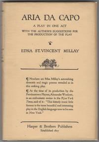 Aria Da Capo: A Play in One Act