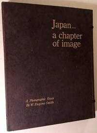 Japan--A Chapter of Image (In Publisher's Chemise and Portfolio)