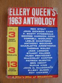 Ellery Queen\'s 1963 Anthology A Who\'s Who of Whodunits