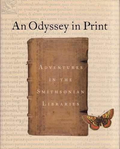 Washington and London: Smithsonian Institution Press, 2002. Hardcover. Very good/very good. Octavo. ...