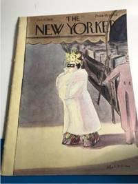 NEW YORKER MAGAZINE JANUARY 11 1936