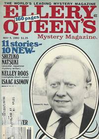 Ellery Queen\'s Mystery Magazine May 5, 1980