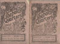The Scholars Quarterly for the Sunday Schools of the Reformed Church, Set of 2