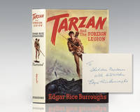 "Tarzan and ""The Foreign Legion""."
