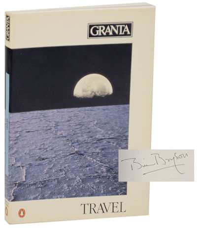 New York: Granta, 1989. First edition. Softcover. The 26 issue of this long running literary journal...